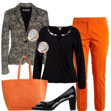 Outfit Una comoda décolleté