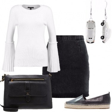 Outfit Passione espadrillas