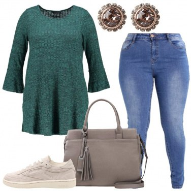 Outfit Comodità quotidiana