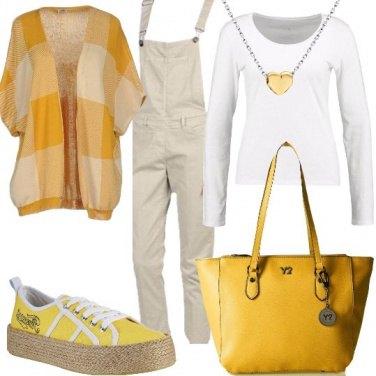 Outfit Schematica in salopette