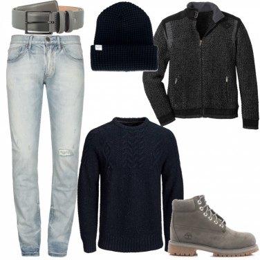 Outfit Casual Uomo: Trova il Look casual su Bantoa