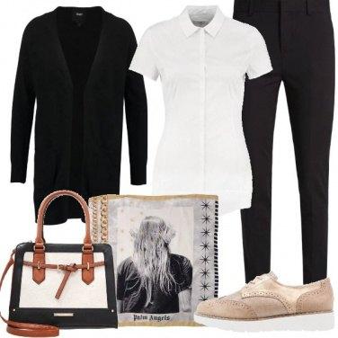 Outfit Come un\'opera d\'arte