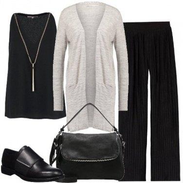 Outfit Il cardigan di cotone