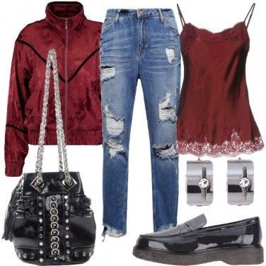 Outfit Moderna e grintosa