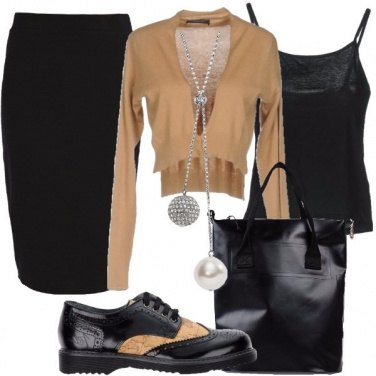 Outfit Chic senza tacchi