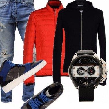 Outfit Sportivo al secondo