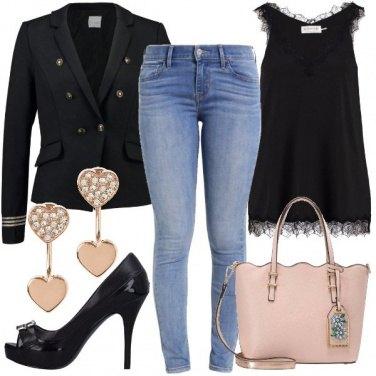 Outfit Sicura di te stessa