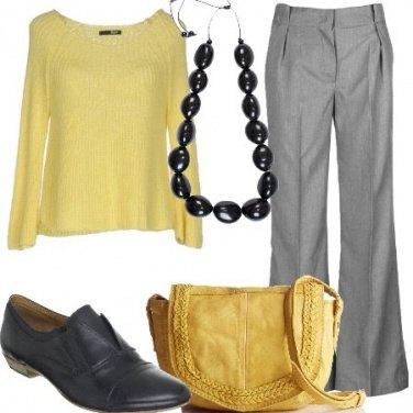 Outfit Tenui colori comodi