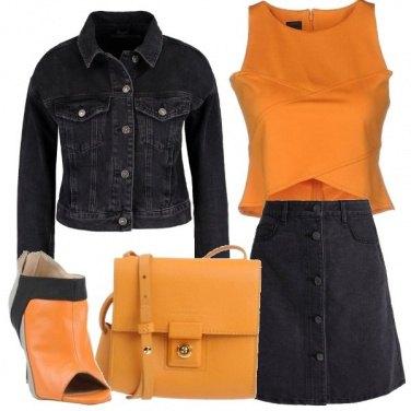Outfit Jeans da sera
