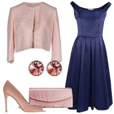 Outfit Delicata per la sera