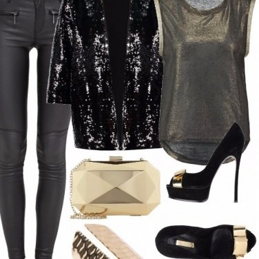 Outfit Luxury