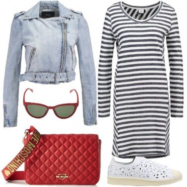 Outfit Le sneakers traforate