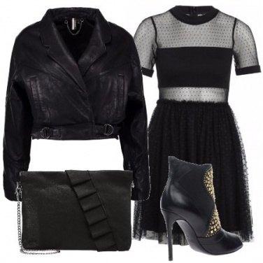 Outfit Principessa rock