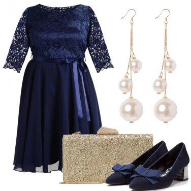 Outfit Cerimonia in mezza stagione