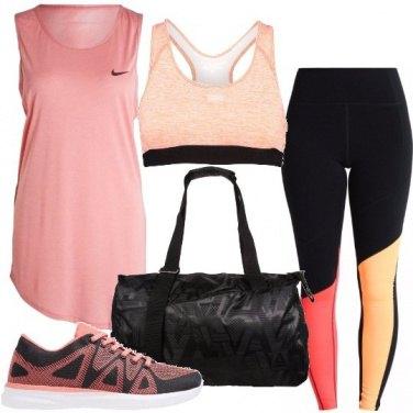 Outfit Ricomincio con lo sport