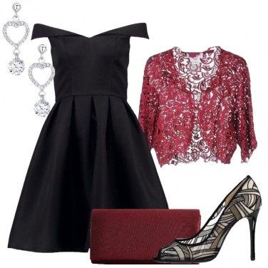 Outfit Il vestito nero