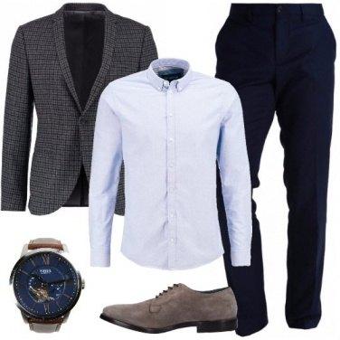 Outfit Un uomo elegante
