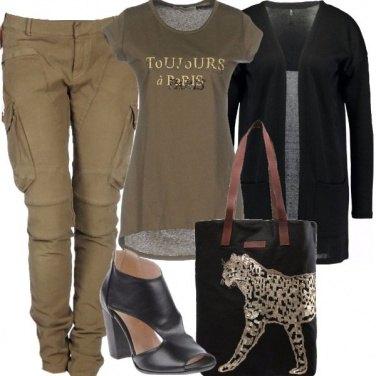 Outfit Safari metropolitano