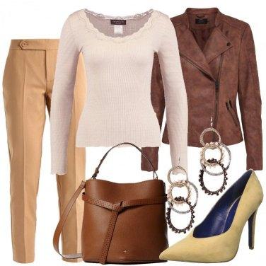 Outfit Marrone e dintorni