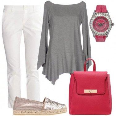 Outfit Comodamente vestita