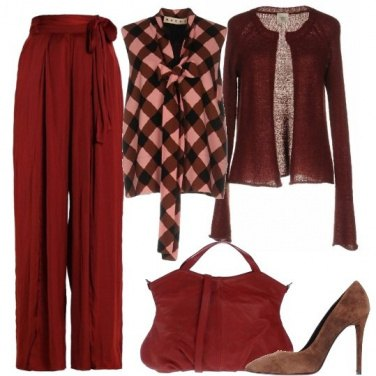 Outfit Mattone