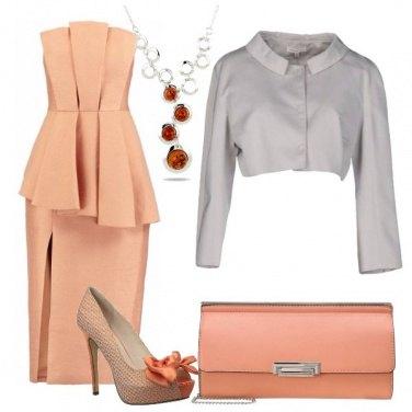 Outfit Cerimonia raffinata