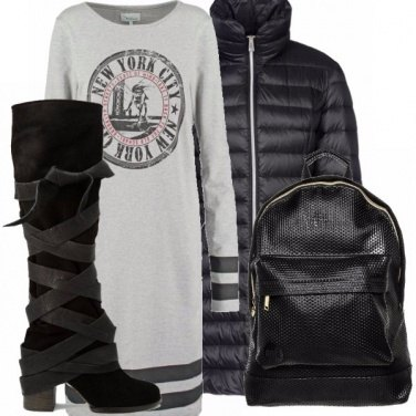 Outfit Lazy days!