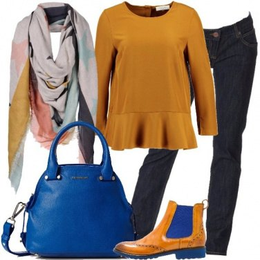 Outfit Colori magici