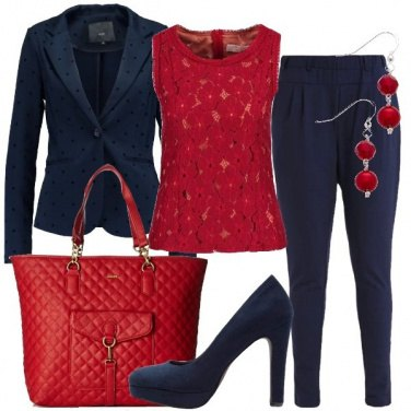 Outfit In riunione