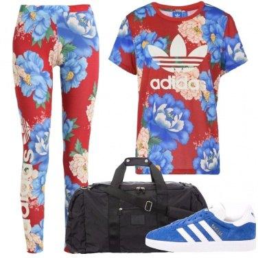 Outfit Palestra alternativa