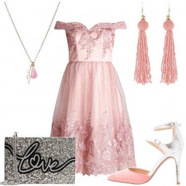 Outfit Sapore di bomboniera