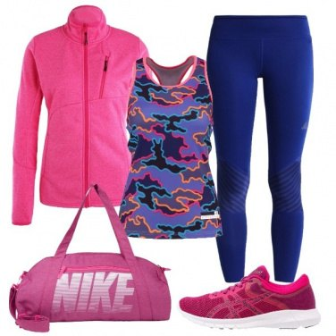 Outfit Sport a colori
