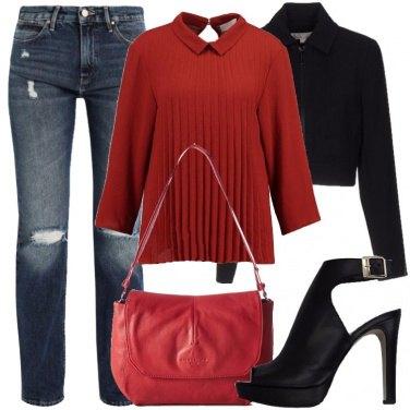 Outfit Camicetta per ogni occasione