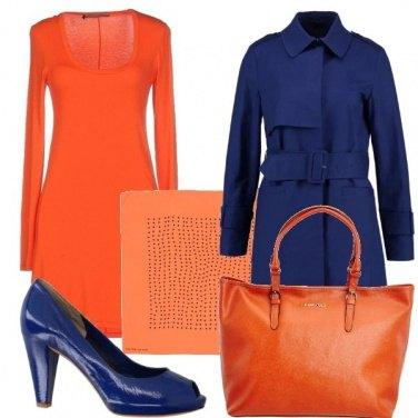 Outfit Per chi ama osare col colore
