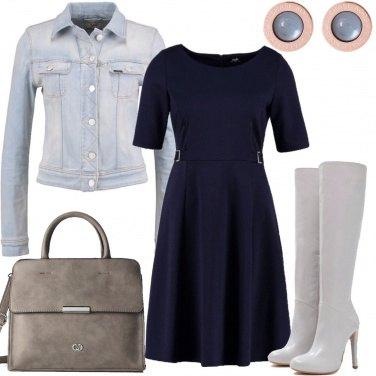 Outfit Con gli stivali che comodità