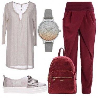 Outfit Parola d\'ordine confort