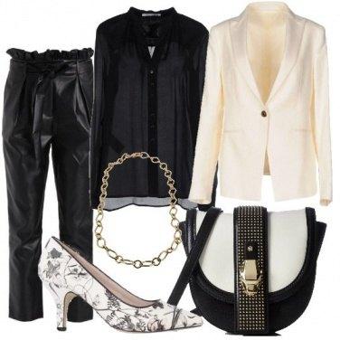 Outfit Piena di fascino