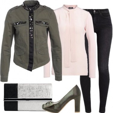 Outfit La giacca preziosa