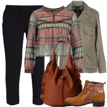 Outfit Uno stile tutto mio