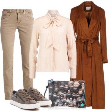 Outfit La borsa con le stampe