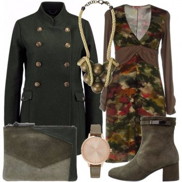 Outfit Rigoroso e glam