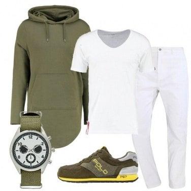 Outfit In orario perfetto
