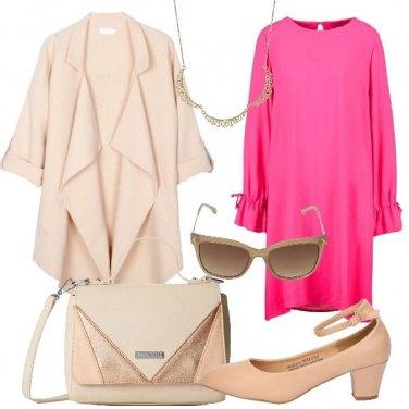 Outfit Nei toni del rosa