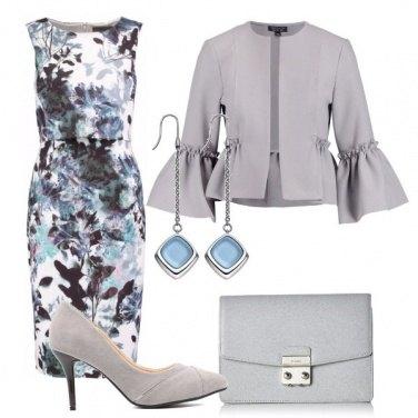 Outfit La giacca con le maniche a campana