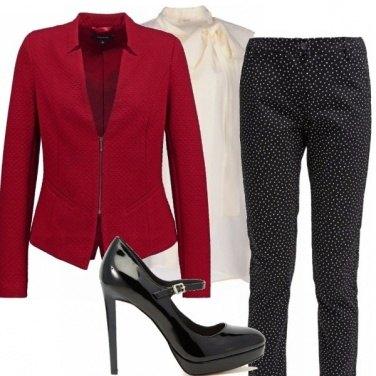 Outfit Abbinamento alternativo