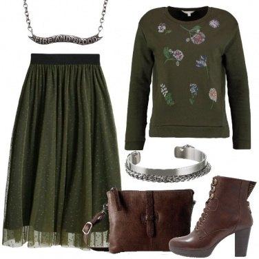 Outfit Fashion nel tempo libero