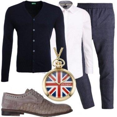 Outfit L\'orologio da taschino