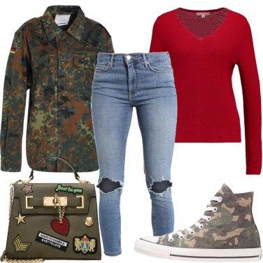 Outfit Tutta d\'un pezzo
