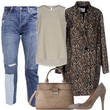 Outfit Trame naturali