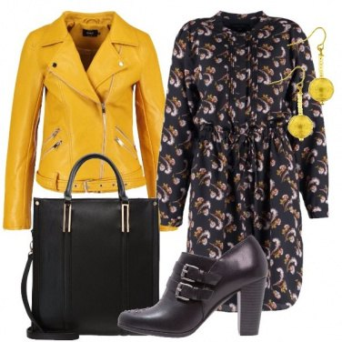 Outfit Glamour e solare
